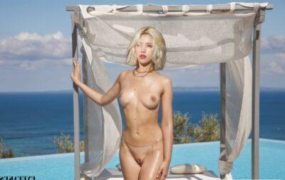 Soyeon nude Cfapfakes 1536x966 1 400x252 - Kpop Soyeon Nude Fake Porn Images - 소연 누드 Kpop