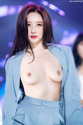 Sua nude Cfapfakes 265x400 - Dreamcatcher Sua Nude Leaked Porn - 드림캐처 수아 누드